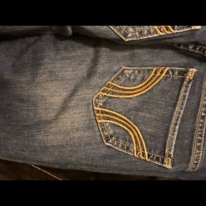 Jeans in like new condition